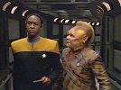 [Neelix tries desperately to get himself recruited as a security officer]